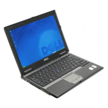 DELL Latitude D430 Notebook,  Intel Core 2 Duo, 1.06Ghz, 1Gb DDR2, 100Gb HDD, DVD-RW Laptopuri Second Hand