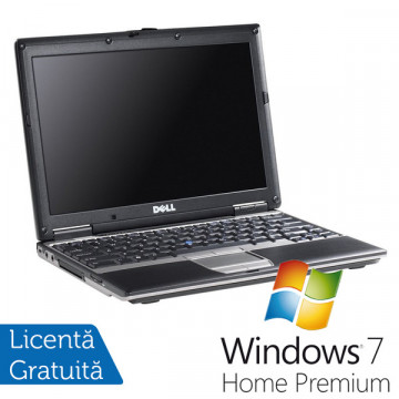 Dell Latitude D630, Intel Core 2 Duo T7250 2.0GHz, 2Gb DDR2, 320Gb SATA, Combo + Win 7 Premium, 36 Luni Garantie Laptopuri Refurbished