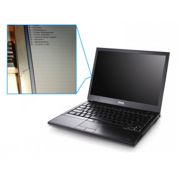 Dell Latitude E4310, Intel Core i5-560M, 2.66Ghz, 4Gb DDR3, 250Gb HDD, DVD-RW, Rama Crapata Laptopuri Second Hand