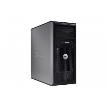 Dell Optiplex 330 Tower, Intel Core 2 Duo E4600 2.4Ghz, 2Gb DDR2, 160Gb SATA, DVD-ROM Calculatoare Second Hand