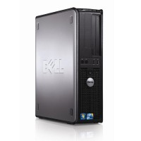 Dell Optiplex 380 SFF, Intel Celeron E3300 2.5Ghz, 2GB DDR3, 160GB HDD, DVD-ROM
