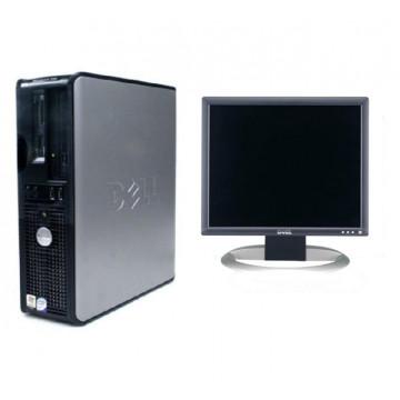 Dell Optiplex 745, Intel Core 2 Duo 1.83Ghz E6300 + Monitor DELL 1720