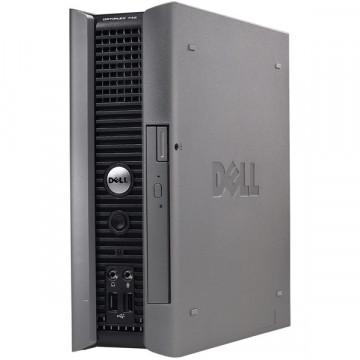 Dell OptiPlex 755 USFF, Intel Core 2 Duo E4600, 2.4Ghz, 1Gb DDR, 80Gb HDD, Combo Calculatoare Second Hand