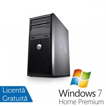 Dell Optiplex 780 Mini Tower, Intel Core 2 Quad Q9550 2.83Ghz, 12Mb Cache, 8Gb DDR3, 320Gb, DVD-RW + Win 7 Premium Calculatoare Refurbished
