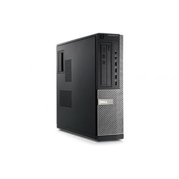 Dell OptiPlex 790 Desktop, Intel Dual Core G620 2.6Ghz, 4Gb DDR3, 250Gb SATA, DVD-RW Calculatoare Second Hand