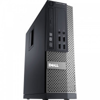 Dell OptiPlex 990 SFF, Intel i5-2400 3.10GHz, 4GB DDR3, 250GB SATA, DVD-ROM