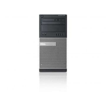 Dell OptiPlex 990MT, Intel i5-2400, 3.10Ghz, 4Gb DDR3, 500Gb SATA3, DVD-RW
