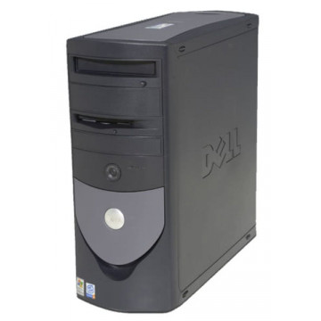 Dell Optiplex GX260, Intel Celeron 2.6GHZ, 512MB, 40GB , CD-ROM Calculatoare Second Hand