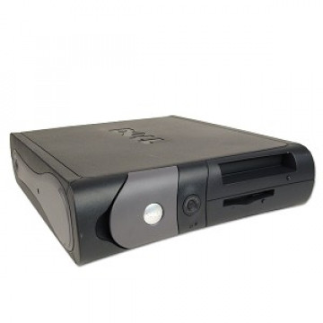 DELL Optiplex GX270 SFF, Intel Pentium 4 2800MHz, 1Gb RAM, 80Gb HDD  Calculatoare Second Hand
