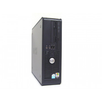 DELL Optiplex GX520 SFF, Celeron D, 3.06Ghz, 1024Mb RAM, 40Gb HDD, Combo Calculatoare Second Hand
