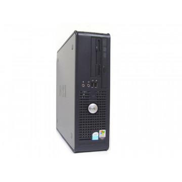 DELL Optiplex GX520 SFF, Pentium 4, 2.8ghz, 1024Mb RAM, 40Gb HDD, Cd-ROM Calculatoare Second Hand