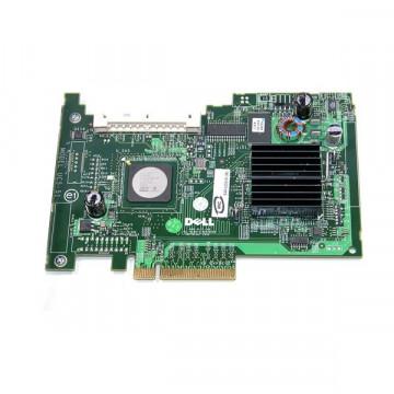 Dell PERC 5i/R PCIe x8 SAS RAID Controller Card, UCS-51