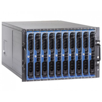 Dell PowerEdge 1855  Blade Server - 7 Serevere 2 x 3.2 Ghz, Fara HDD si RAM Servere second hand