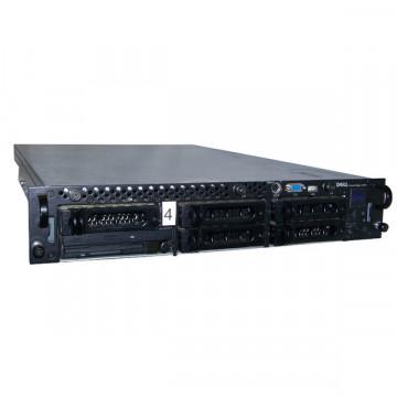 Dell PowerEdge 2650, 2 x Intel Xeon 2.4Ghz, 4Gb, 3 x 36Gb, Raid PERC 3/Di, 128MB, CD-ROM Servere second hand