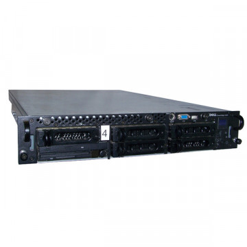 Dell PowerEdge 2650,  Intel Xeon 2.4Ghz, 2Gb, 2 x 36Gb, Raid PERC 3/Di, 128MB
