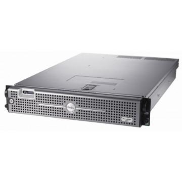 Dell PowerEdge 2950, 2 x Xeon Quad Core X5460 3.16Ghz, 16Gb DDR2 FBD, 2 x 146Gb SAS, DVD-ROM, RAID Perc 6/i Servere second hand