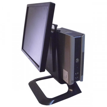 Dell sx280, Pentium 4 2.8ghz + Monitor 17 inci cu suport