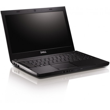 Dell Vostro 3300, Intel Core i3-350M 2.26Ghz, 3Gb DDR3, 250Gb SATA, DVD-RW, 13 inci, Baterie noua Laptopuri Second Hand