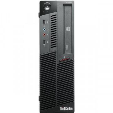 Desktop Lenovo M90p, i5-650 3.2Ghz, 4Gb DDR3, 320Gb, DVD-RW Calculatoare Second Hand