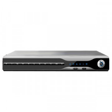DVR Stand Alone, 4 canale BNC input, HDMI, VGA, BNC output, ITLK-D96