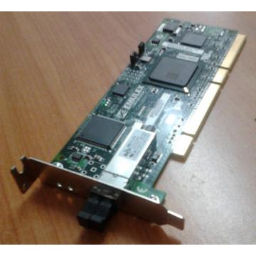 Emulex LightPulse LP9802-FC2, 2Gbps Fibra optica, PCI-X, Low Profile
