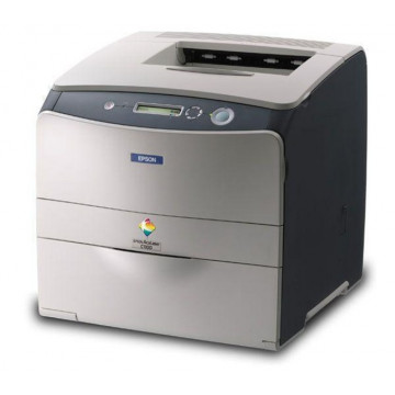 Epson Aculaser C1100, 25 ppm A4, USB 2.0 Imprimante Second Hand