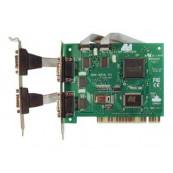 Extensie Lava Computers Quattro PCI, 4 porturi Serial 9 pini, Conexiune PCI Componente Calculator