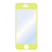 Folie Protectie HAMA iPhone 5C, Galben