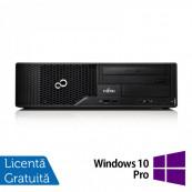 Fujitsu Esprimo E500 Desktop, Intel Core i5-2500 3.30Ghz, 4GB DDR3, HDD 1TB, DVD-RW + Windows 10 Pro Calculatoare Refurbished