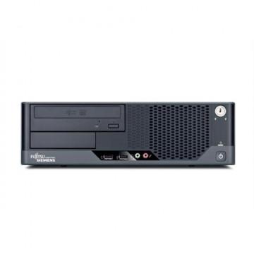 Fujitsu Esprimo E7936, Intel Core 2 Quad Q6600 2.40GHz, 4Gb DDR3, 160Gb HDD, DVD-ROM Calculatoare Second Hand