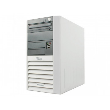 Fujitsu Esprimo P5600, AMD Sempron 3000+, 1.8Ghz, 1Gb, 160Gb HDD, DVD-ROM Calculatoare Second Hand