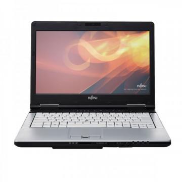 Fujitsu LIFEBOOK S751 Notebook, Intel Core i3-2350M 2.3Ghz, 4Gb DDR3, 250Gb, DVD-RW, Bluetooth, Wi-fi Laptopuri Second Hand