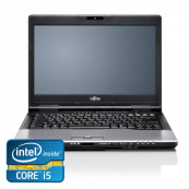 Fujitsu LIFEBOOK S752 Notebook, Intel Core i5-3320M 2.6Ghz, 4Gb DDR3, 320Gb, DVD-RW, Bluetooth, Wi-fi Laptopuri Second Hand
