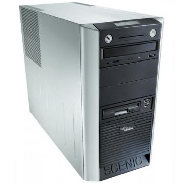 Fujitsu Scenic W600, Intel Celeron 2660 MHZ, 512MB DDR, 40GB HDD, DVD-ROM Calculatoare Second Hand