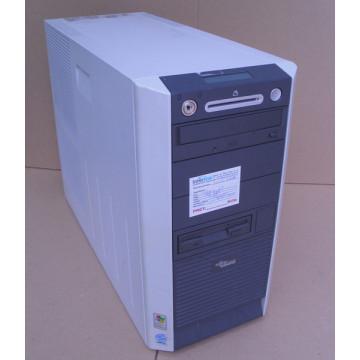 Fujitsu Scenic W600 Tower, Intel Celeron 2.8GHZ, 512MB DDR, 40GB HDD, DVD-ROM Calculatoare Second Hand