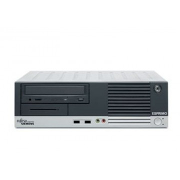 Fujitsu Siemens E5600, AMD SEMPRON 3000+, 1.8Ghz, 1GB, 80GB, DVD-ROM Calculatoare Second Hand