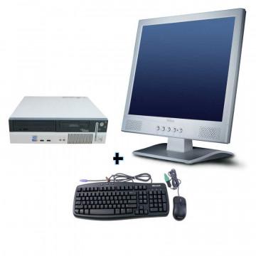 Fujitsu Siemens E600Pentium4, 2.6Ghz, 512Mb, 40Gb + Monitor 15 LCD, diverse modele