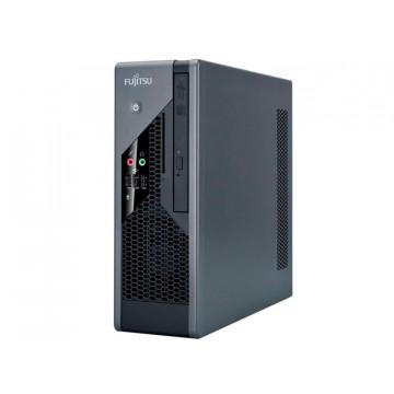 Fujitsu Siemens Esprimo C5731 SFF, Intel Core 2 Duo E8400 3.00Ghz, 4Gb DDR3, 250Gb HDD, DVD-RW Calculatoare Second Hand