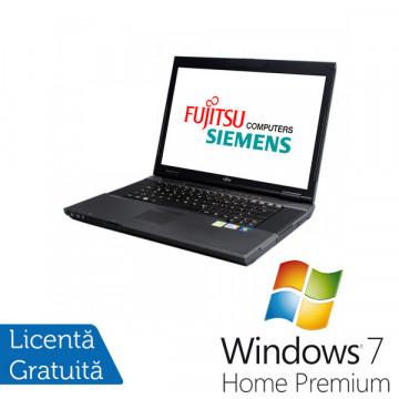 Fujitsu Siemens Esprimo D9510, Intel Core 2 Duo P8400, 2.2Ghz, 2Gb DDR3, 160Gb, DVD-RW + Windows 7 Premium Laptopuri Refurbished