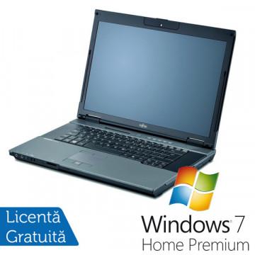 Fujitsu Siemens Esprimo D9510, Intel Core 2 Duo P8600, 2.2Ghz, 2Gb DDR3, 160Gb, DVD-RW + Windows 7 Premium Laptopuri Refurbished