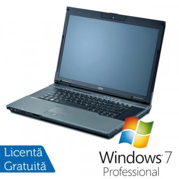 Fujitsu Siemens Esprimo D9510, Intel Core 2 Duo P8600, 2.2Ghz, 2Gb DDR3, 160Gb, DVD-RW + Windows 7 Professional Laptopuri Refurbished