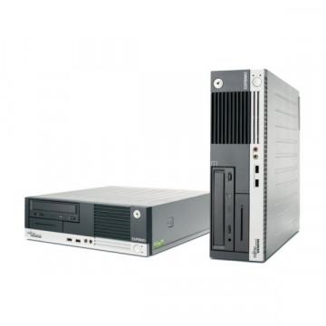 Fujitsu Siemens Esprimo E5901, Pentium 4, 3.0Ghz, 1Gb DDR2, 80Gb, DVD-ROM Calculatoare Second Hand