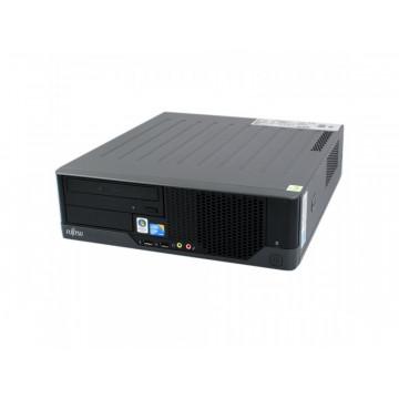 Fujitsu Siemens Esprimo E7935 Desktop, Core 2 Duo E8500 3.16Ghz, 3Gb DDR2, 160Gb SATA II, DVD-RW Calculatoare Second Hand