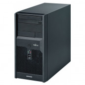 Fujitsu Siemens Esprimo P510, Intel Dual Core G620, 2.60GHz, 4GB DDR3, 500GB SATA, DVD-RW Calculatoare Second Hand