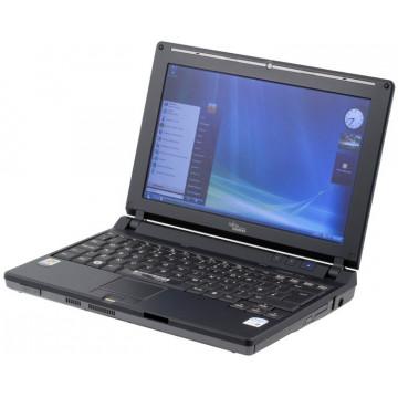 Fujitsu Siemens LifeBook P7230, Intel Core Duo ULV U2500, 1.2ghz, 80 gb, 2gb RAM, 10.6 inci Laptopuri Second Hand