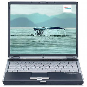 Fujitsu Siemens Lifebook S7110, Core Duo T2300 1.66GHz, 1Gb Ram, 40Gb Hdd, Combo Laptopuri Second Hand