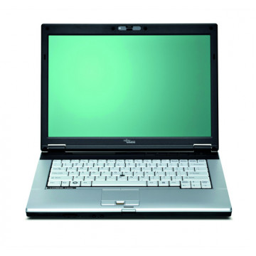 Fujitsu Siemens Lifebook S7210, Intel C2D T8300, 2.4Ghz, 4Gb, 80Hdd, 14.1 inci Laptopuri Second Hand