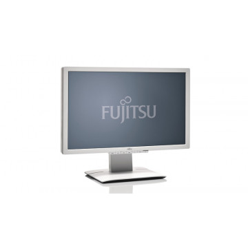 Fujitsu Siemens P24W-6 LED, 24 inch, DVI, VGA, Display Port, USB, 1920 x 1200, Boxe Integrate Monitoare Second Hand