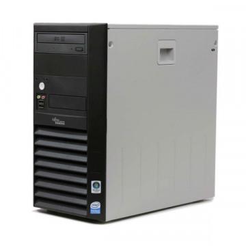 Fujitsu Siemens P2511, Intel Pentium Dual Core E2160 1.8Ghz, 1Gb DDR2, 160Gb SATA, DVD-ROM Calculatoare Second Hand