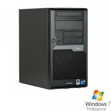 Fujitsu Siemens P5730, Core 2 Duo E7500, 2.93Ghz, 4Gb DDR2, 250Gb, DVD-RW + Win 7 Pro Calculatoare Second Hand